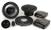 car audio component speakers
